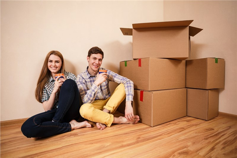 Here's What You Should Toss Before Calling the Movers