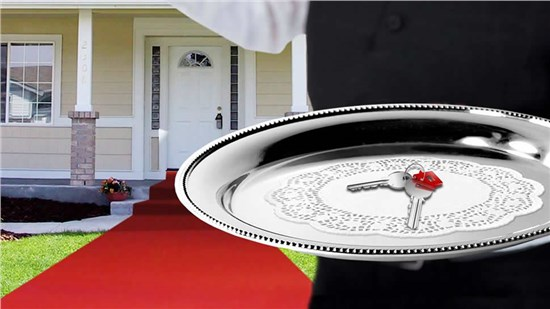 Free Black Tie Home Concierge with Every Move
