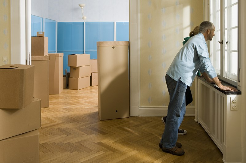 Top 5 Things to Prepare for on Moving Day