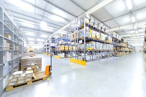 Your Business—Simplified with Warehousing & Storage