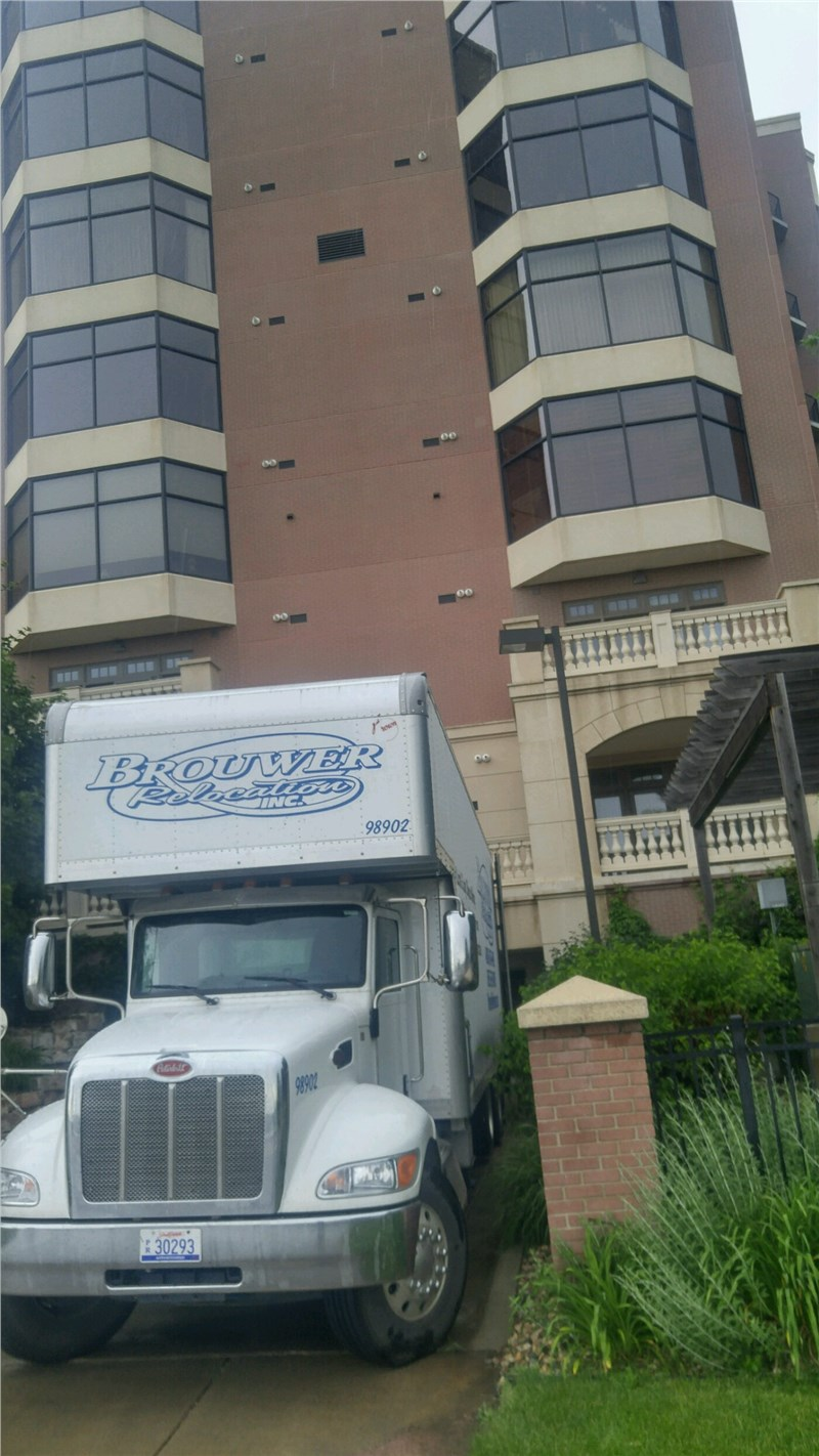 Brouwer Relocation's Recent Move at Vista Towers Condominiums