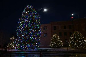 Spending the Holidays in Sioux Falls, SD
