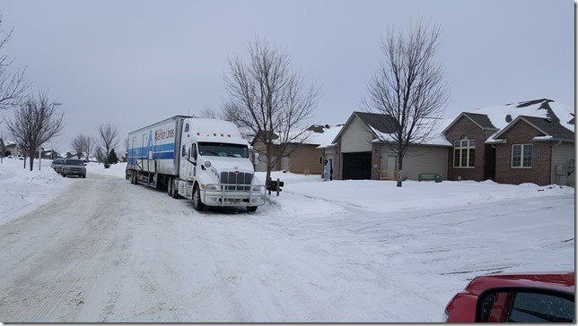 A Long-Distance Moving Challenge: from Snow to Hot Weather