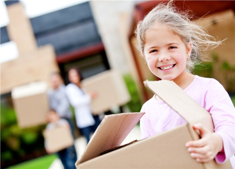 4 Tips for Moving with Kids