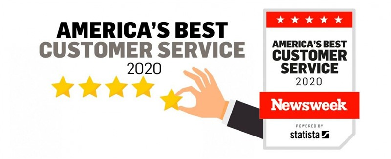Newsweek Recognizes Allied Van Lines as One of America's Best Customer Service Providers