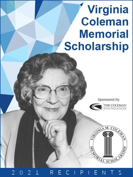 Coleman Foundation Awards Scholarships for 23rd Year