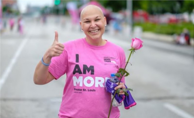 Moving Toward a Cure - Our Partnership with Susan G. Komen