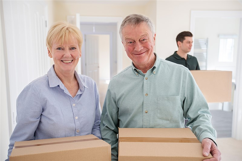 Richmond Long Distance Movers Provide Moving Tips for Seniors