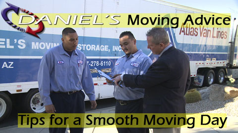 Tips For A Smooth Moving Day Blog Daniel S Moving