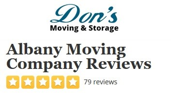 albany moving company reviews