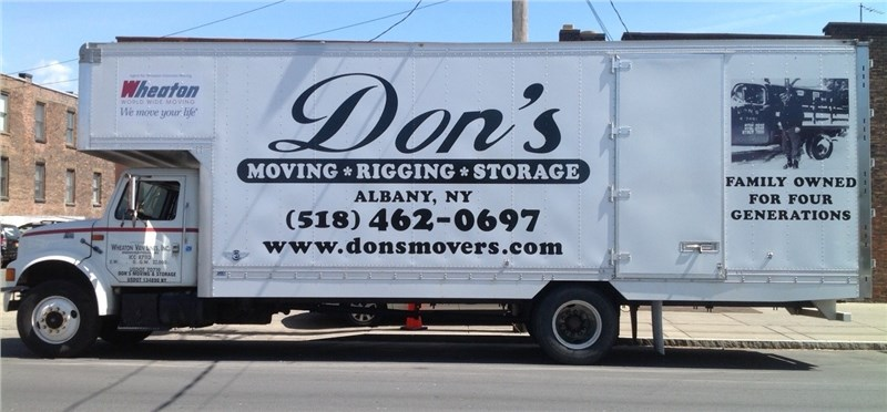 Your Capital District Moving Company: Don's Moving & Storage