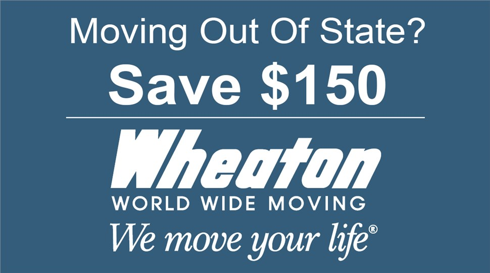 Big Move? Big Savings!