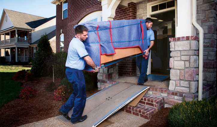 What Items Won't Professional Moving Companies Move?