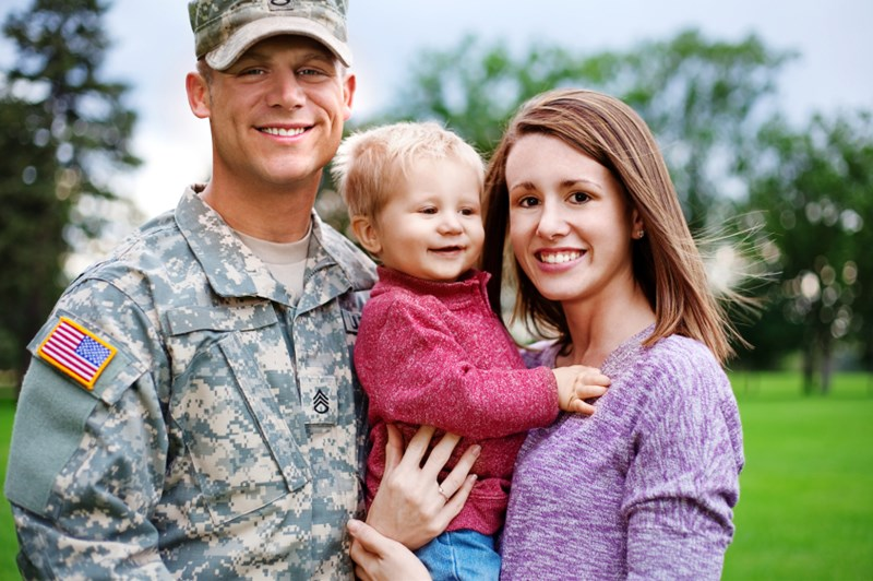 In the Military? Let Us Help You Move!