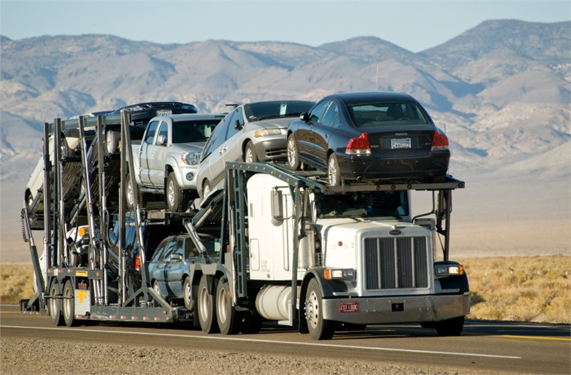 cross country vehicle transportation