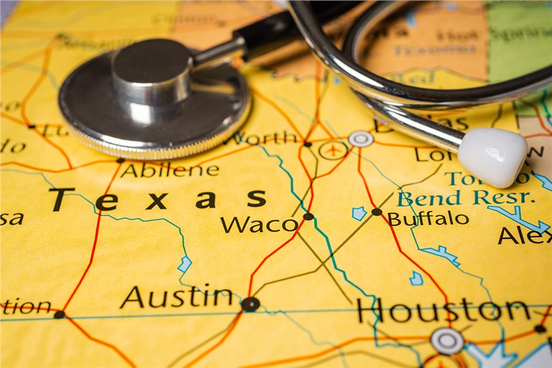 Job Opportunities for Medical Professionals Moving from Richmond, CA to Texas
