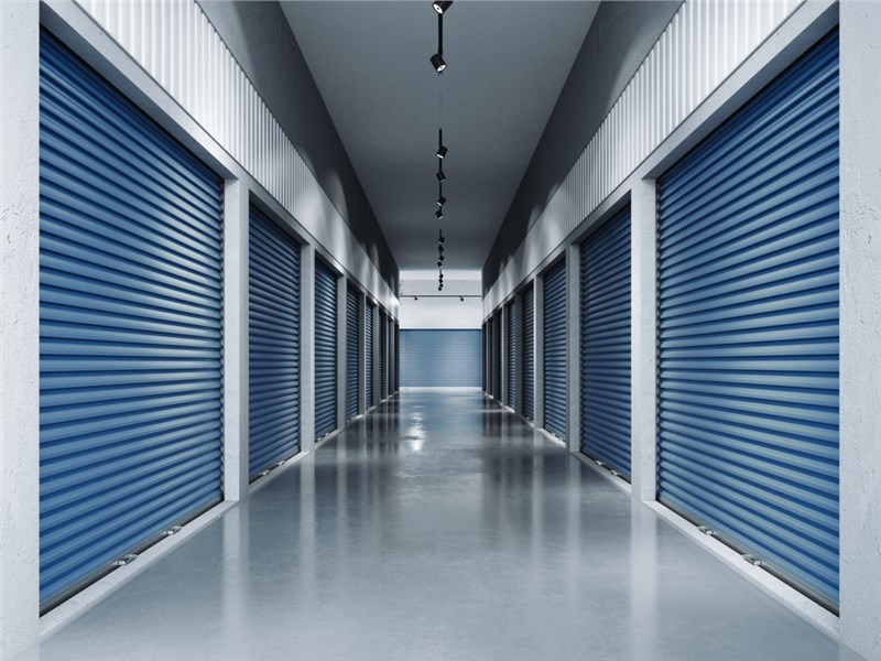 commercial and residential storage