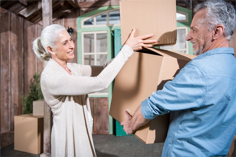 How to Make Moving Easier on Senior Citizens