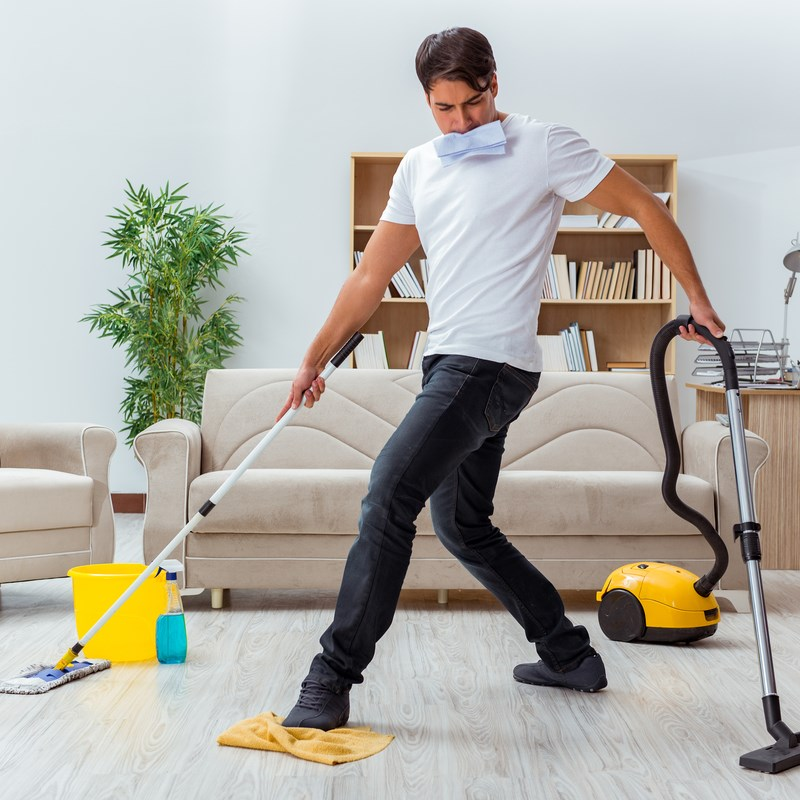 Top 10 House Cleaning Remedies