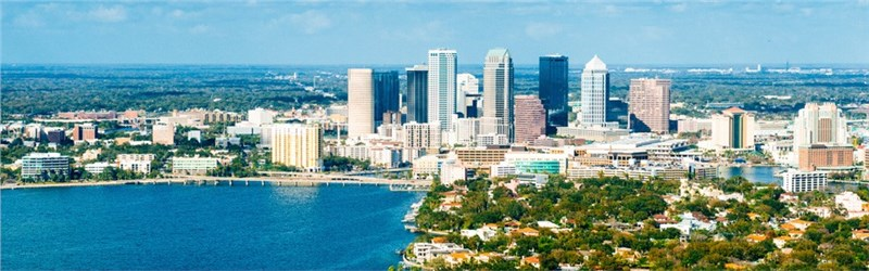 Moving from NJ to Tampa Bay | Harrington Movers