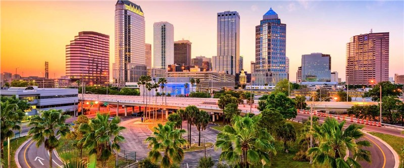 Moving to Tampa from NJ | Harrington Movers