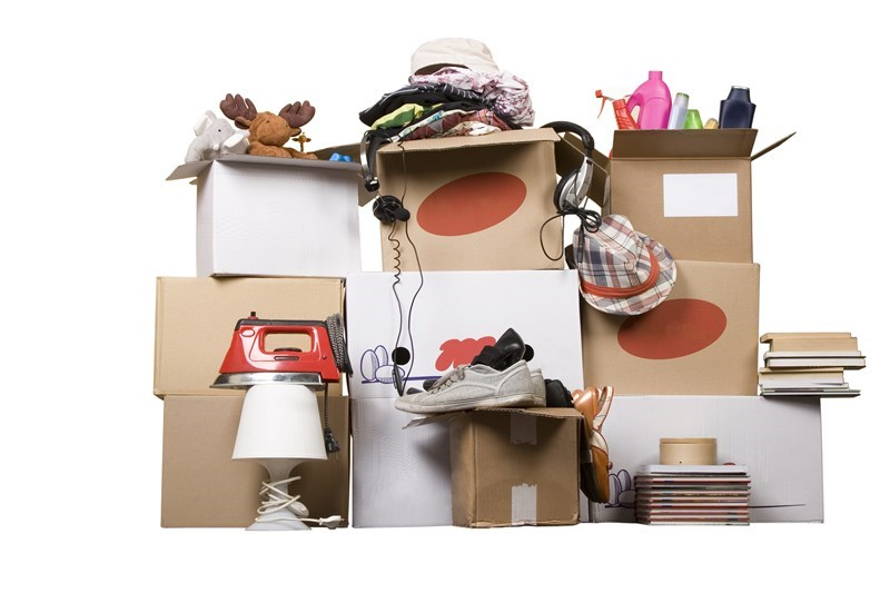 Where To Donate Stuff When Moving