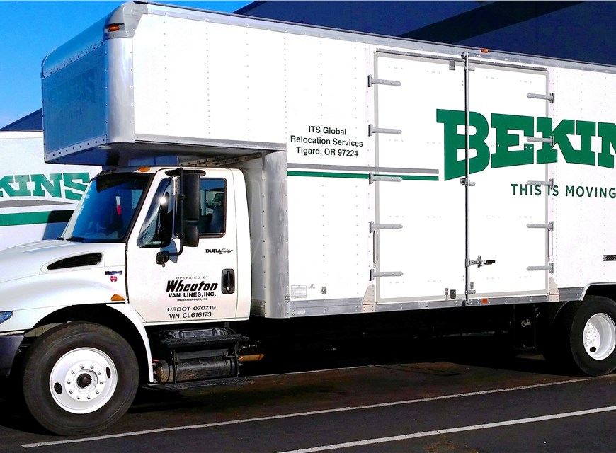 ITS Global Relocation | Portland Movers | Bekins Moving Company