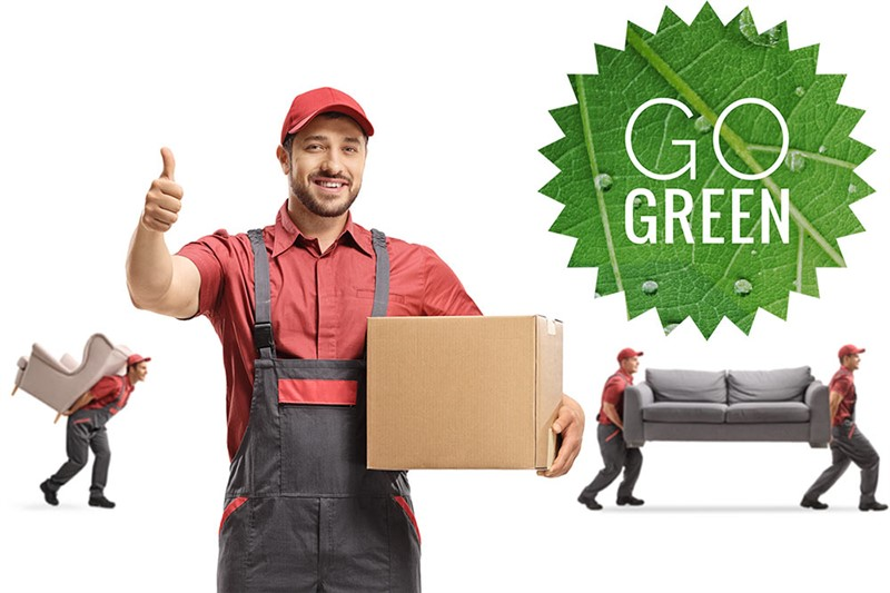 New Jersey Long-Distance Movers Provide Tips for Helping the Environment During A Move