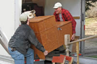 Commercial Moving in Knoxville