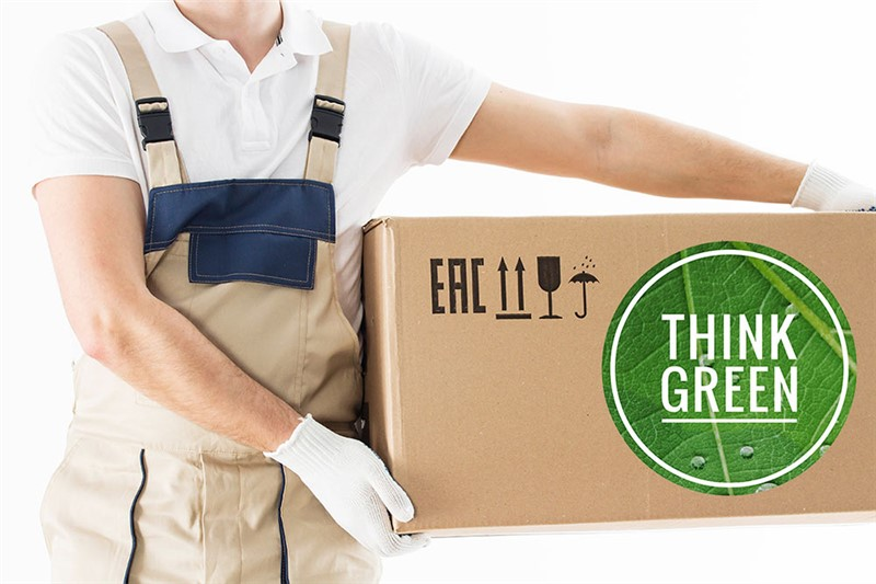 Eco-Friendly Moving Tips from Worcester Long-Distance Movers