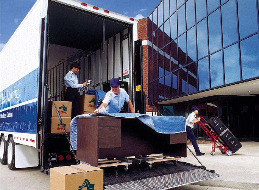 Commercial Moving Services - Tampa, Buffalo and Syracuse, NY