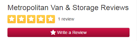 review Metropolitan Van & Storage moving company
