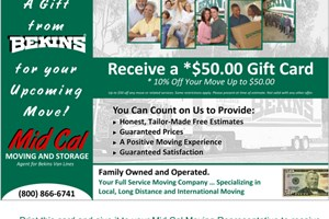 Mid Cal Moving Promotion