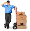Tampa local household movers