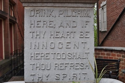 bethlehem tombstone