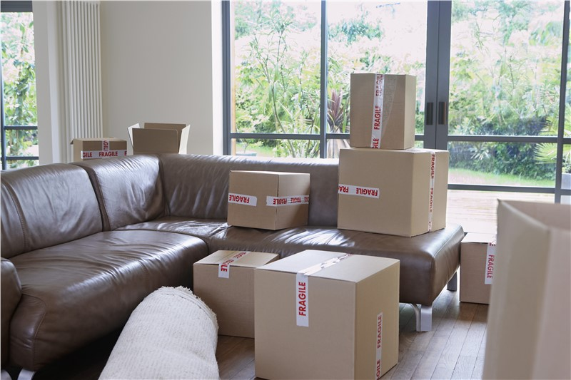 moving boxes packing tips