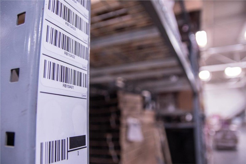 Inventory Warehouse Barcodes