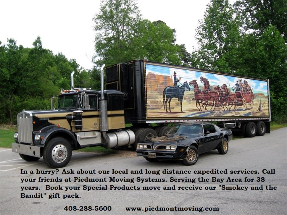 Smokey and the Bandit Gift Pack