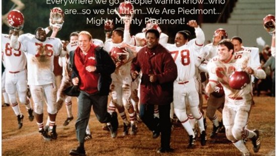 Remember Piedmont! Mighty Mighty Piedmont!