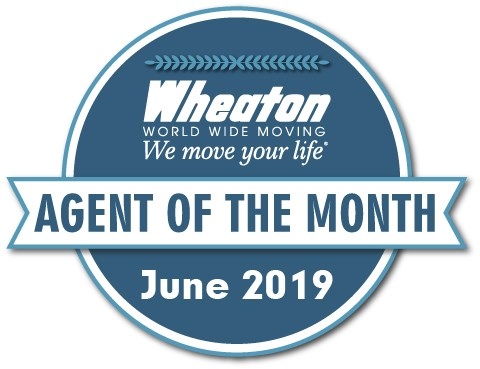 June 2019 Agent of the Month: Preferred Moving & Storage
