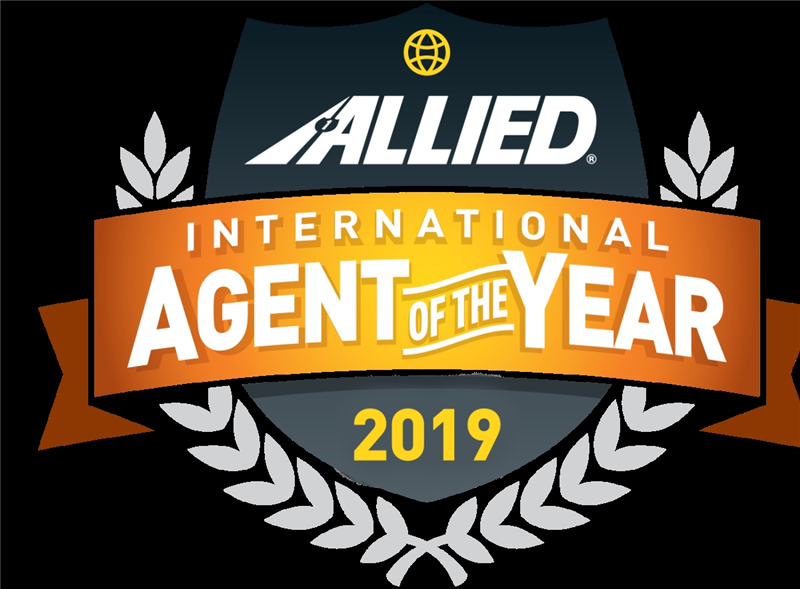 Prestige Moving and Storage Named International Agent of the Year by Allied Van Lines