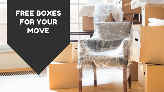 Free Boxes for Your Move