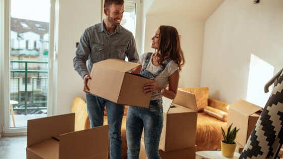 6 Things To Do When Moving into a New Home