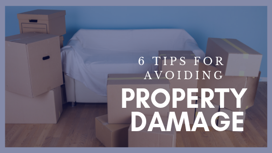 6 Tips for Avoiding Property Damage while Moving