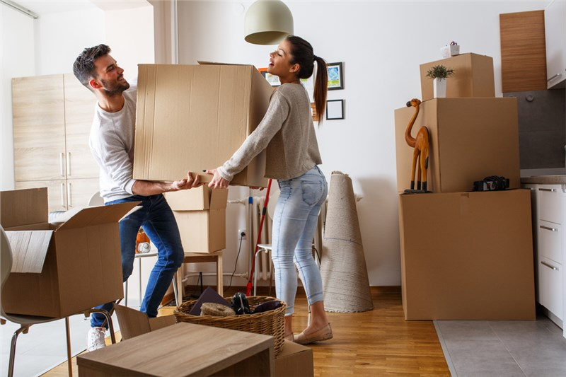 Four Tips for Moving in Together