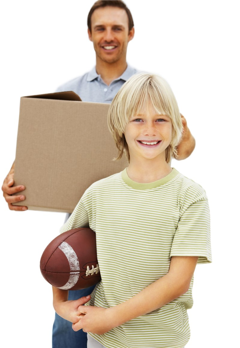 Helpful Tips for Moving With Young Children