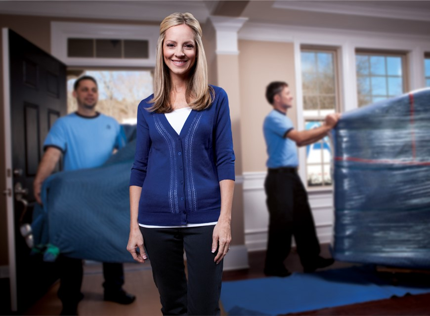 residential moving company Boston