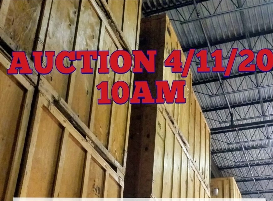 moving company auction