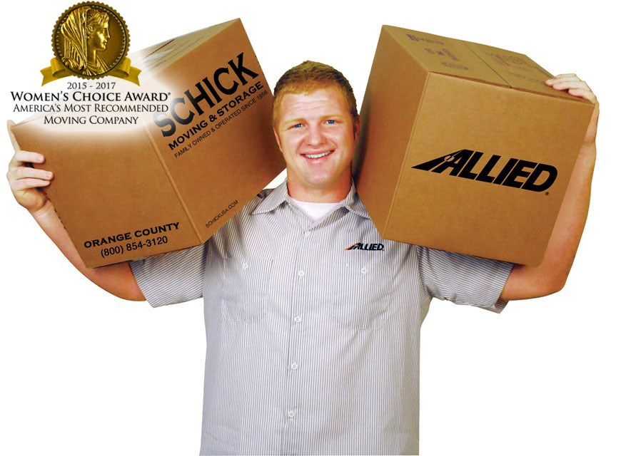 Orange County Movers