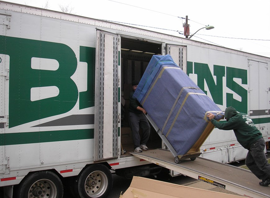 New Jersey Residential Movers
